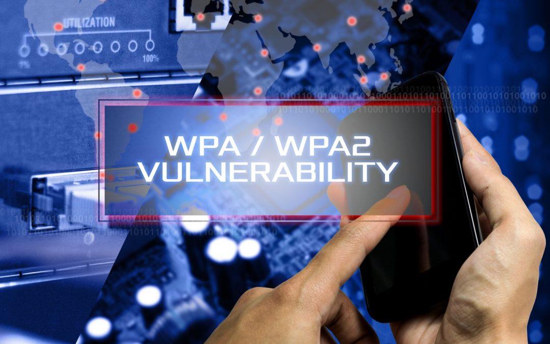 Une vulnérabilité WPA2 permet le déchiffrement du trafic WiFi et l'injection de code malveillant