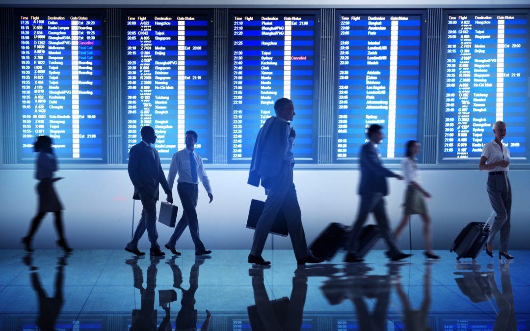 L'attaque d'un ransomware détruit les écrans d'information de vol d'un aéroport du Royaume-Uni