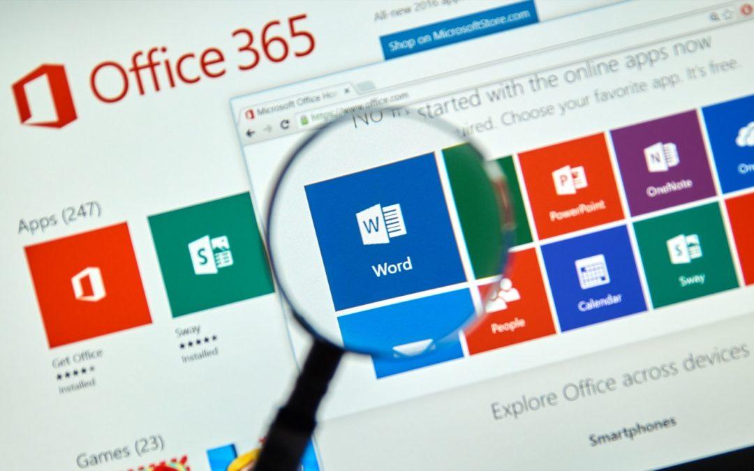 De nouvelles tactiques de phishing ciblant Microsoft Office 365 identifiées