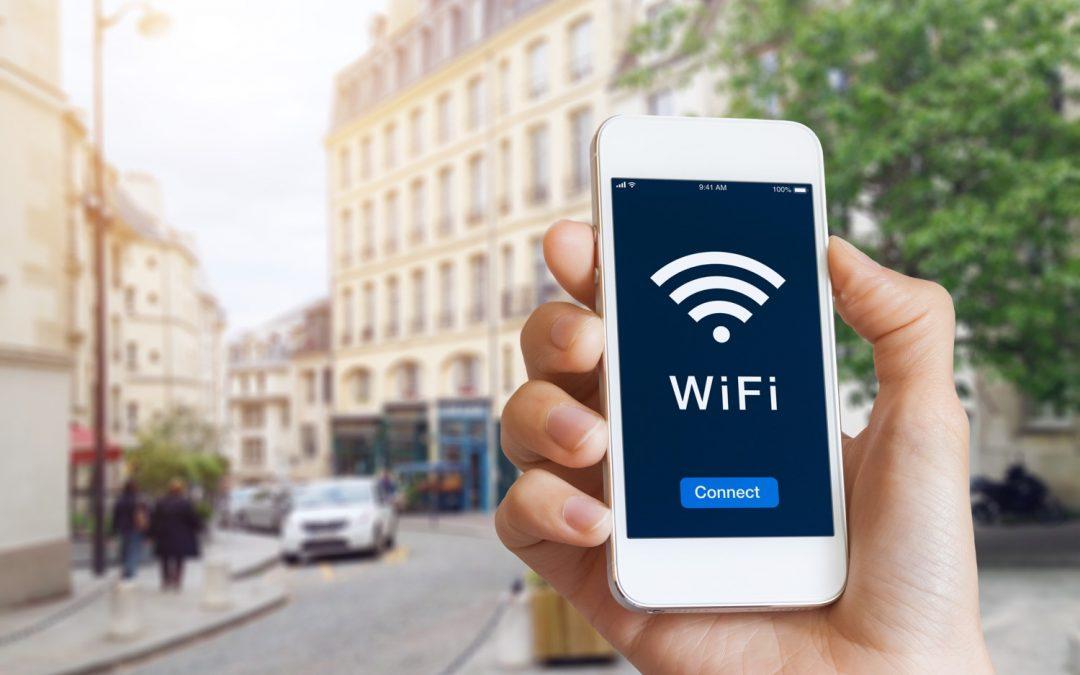 L'augmentation de l'utilisation du Wi-Fi public menace les données des entreprises