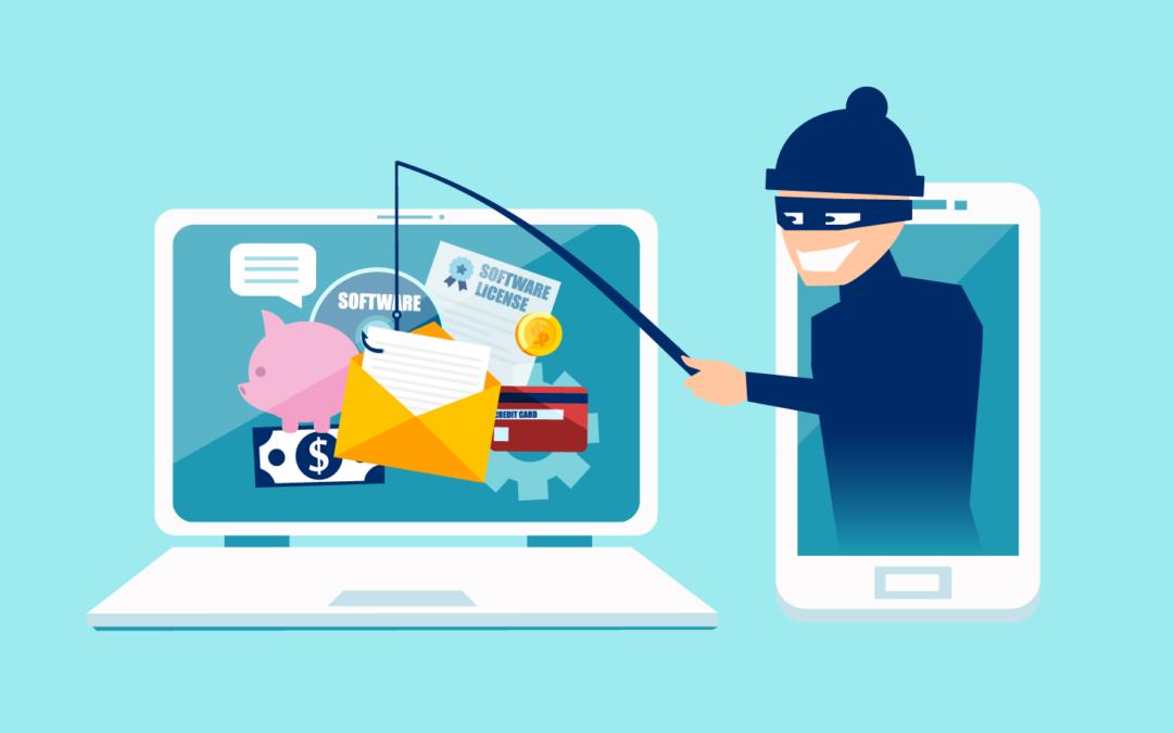 Des attaques de phishing courantes sévissent actuellement